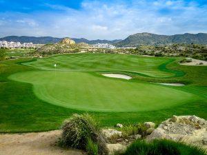 Mar Menor Golf Resort course